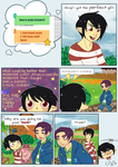 SDV: Making Friends by cindre