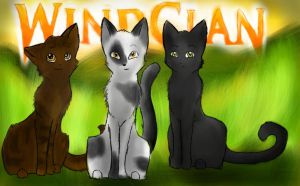 WindClan by leftysmudgez