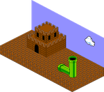 Isometric SMB [W7-2] by BLUEamnesiac