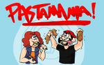 PASTAMANIA, BROTHER by Singerwolf