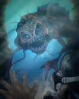 Monster of the Deep by Grant-Leon-Smith