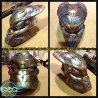 GCC's First Predator Mask! by Cadmus130