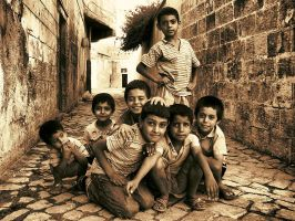 To be a child in Sanliurfa by WhiteWay