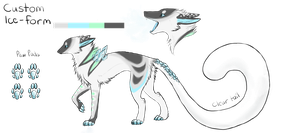 Custom Dereon for Molecularexplosion by SummerAdopts