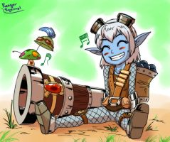 [LOL] 2013.11.01.Tristana by dw628