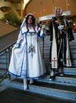 Ohiocon trinity blood Abel and Esther by Toboe