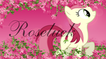 Roseluck fondo hojas simple by fmalim08