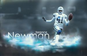 Terence Newman by dakidgfx