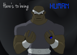 Here's To Being Human by xsjb
