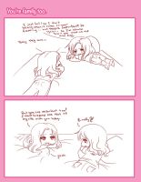 .:Short Comic 26- You're Family Too:. by Nardhwen