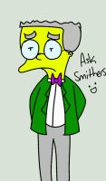 Ask Smithers by Rainbow-Star-Galaxy