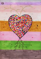 Heart 12 by Clangston