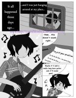 Marshall Lee's Diary Entry: Chapter 1 (Page 12) by RavenBlood1011