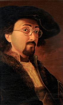 Self-portrait by giuliogolinelli