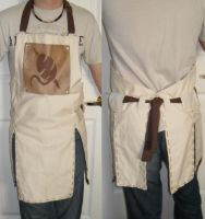 Crafting Apron Prize by SweetSeri