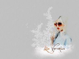 Lisa Veronica Wallpaper by ultraVioletSoul