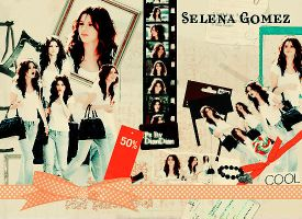 Selena Gomez No.2 by O-V-V-O