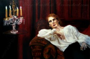 Lestat De Lioncourt by MeryHeartless