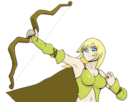 Request-Valena Starshooter by kain49