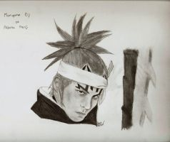 Abarai Renji by Synthetic-xXx-Heart