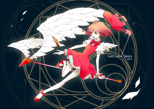 Card Captor Sakura by Erumi-n