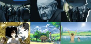 The Traveller - animatic image samples by Elena-Ciolacu