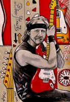 Guitar Hero Mark Knopfler by ZuzanaGyarfasova