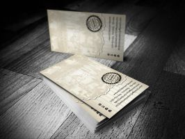 Travel Agency Business Card by ristovicmilos
