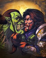 Warcraft by Bisart