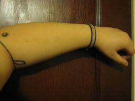 doll arm stock 1 by Inthemindofsarah