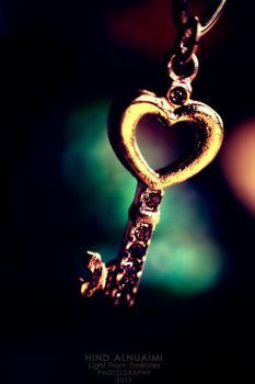 the Precious Key. .. by light-from-Emirates