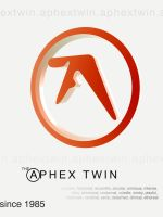 aphex twin poster by perfekt-defekt