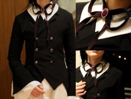 WIP - Pandora Hearts Leo by kayleighloire