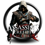 Assassin's Creed IV Black Flag icon by S7 by SidySeven