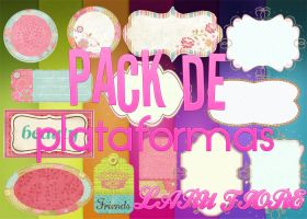 Pack de plataformas by tutosLaruFiore