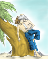 "Riku x Sora: ""Together Again"" by kujazlilmage"