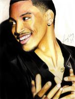 Trey Songz by Sarcasticalness