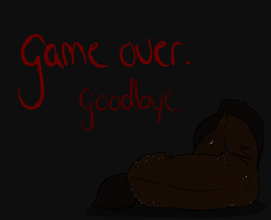 game over by pandorastables
