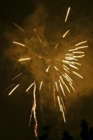 Fireworks Stock 068 by Malleni-Stock