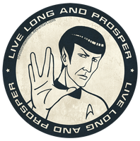 Live long and prosper by TheodorMelmoth