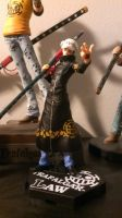 Gashapon Trafalgar Law by Trafalgar1412