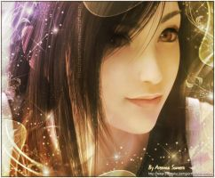 Tifa With alot of Colours by areemus