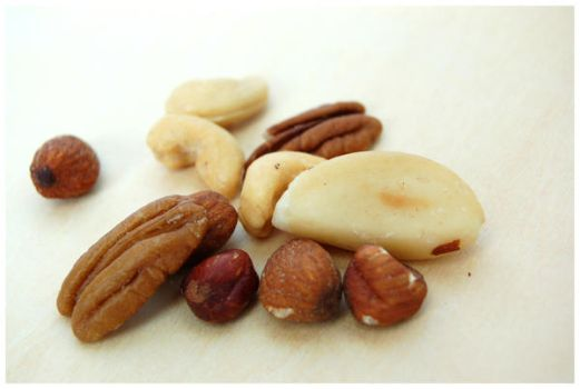 Stock : Nuts by RJeff-Stock