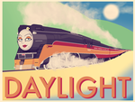 Daylight Struttin' Redux by omega-steam