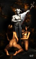 Belial by darthhell