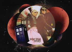 Doctor Who (The Idiot's Lantern) by sorryeyescansee