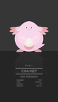 Chansey by WEAPONIX