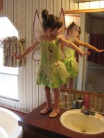 Tinker Bell Stock 5 by MissyStock