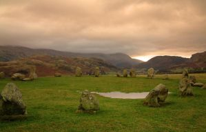 Stones of Castlerigg by scotto