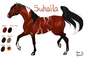 Suhaila by Cougar28